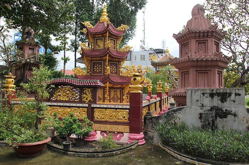 Diện mạo mới của ngôi chùa được xây dựng từ năm 1721 - ảnh 4