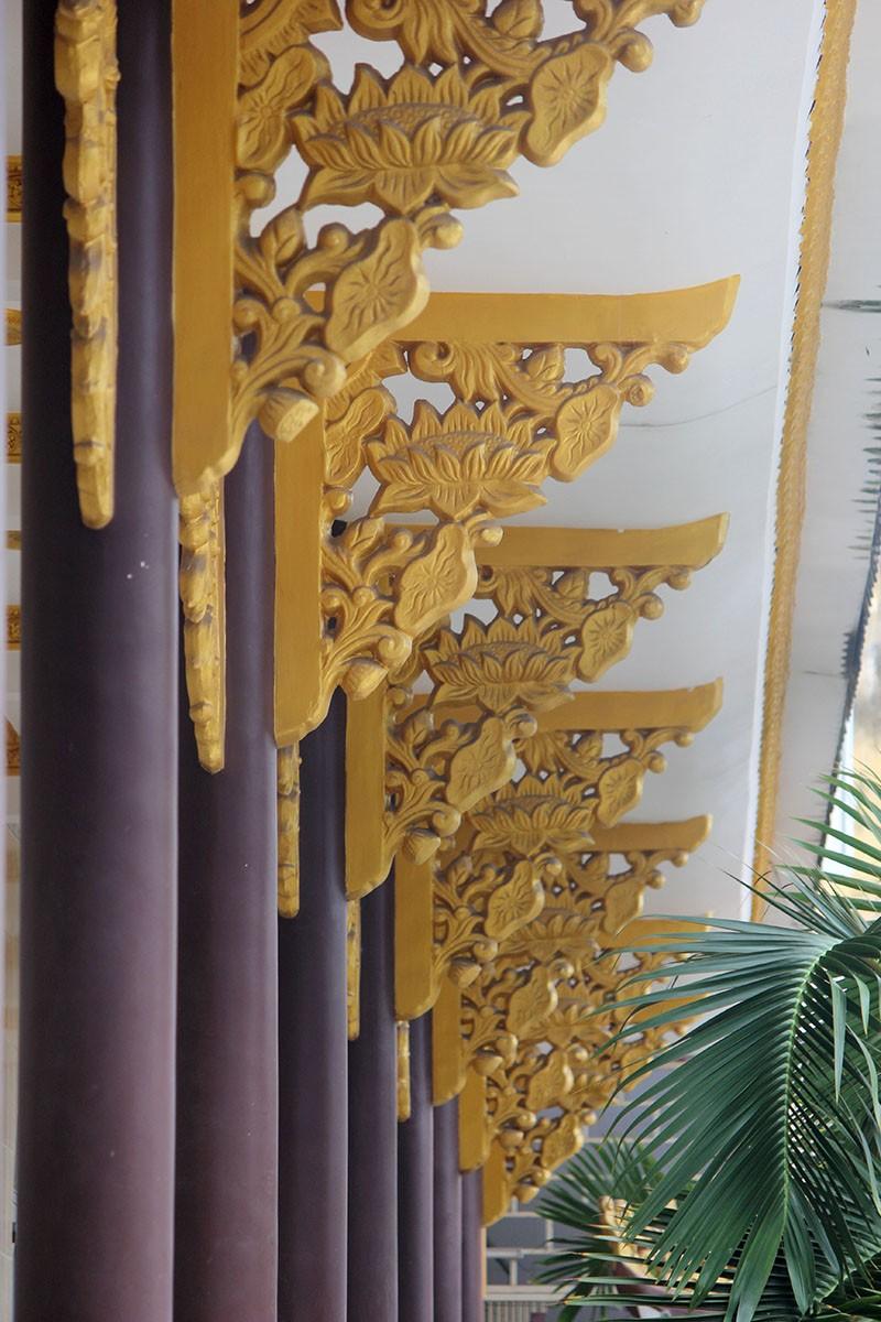 Diện mạo mới của ngôi chùa được xây dựng từ năm 1721 - ảnh 5