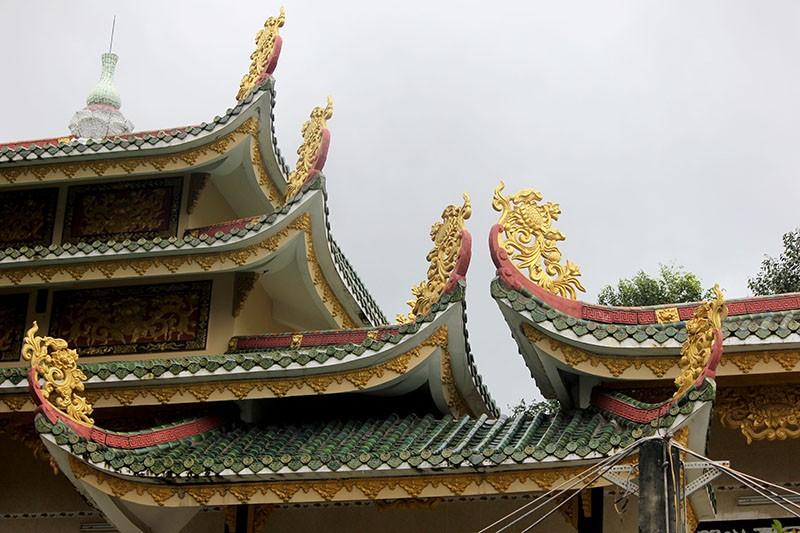 Diện mạo mới của ngôi chùa được xây dựng từ năm 1721 - ảnh 6