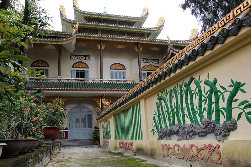 Diện mạo mới của ngôi chùa được xây dựng từ năm 1721 - ảnh 9