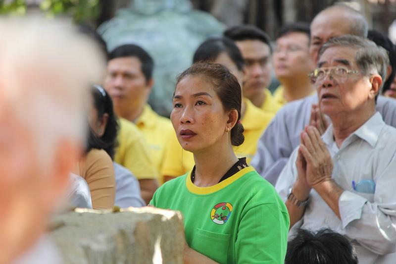TP.HCM: Tưởng niệm và cầu siêu nạn nhân tử vong do TNGT - ảnh 12