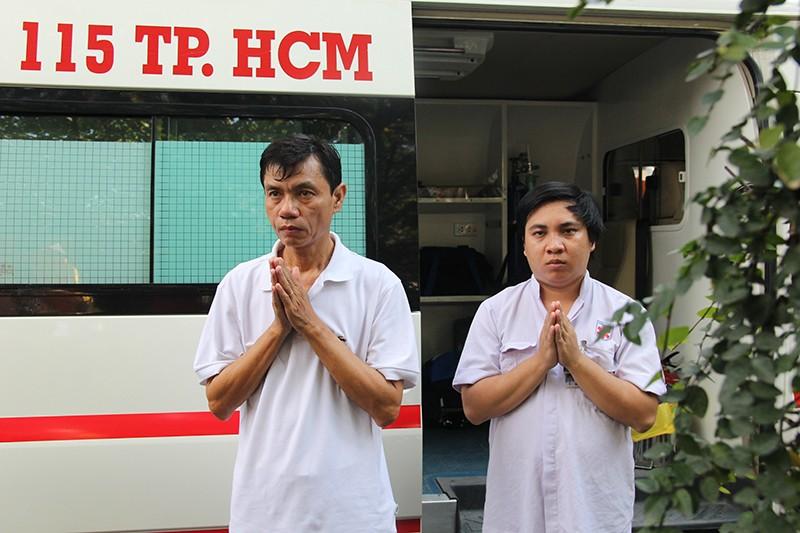TP.HCM: Tưởng niệm và cầu siêu nạn nhân tử vong do TNGT - ảnh 9