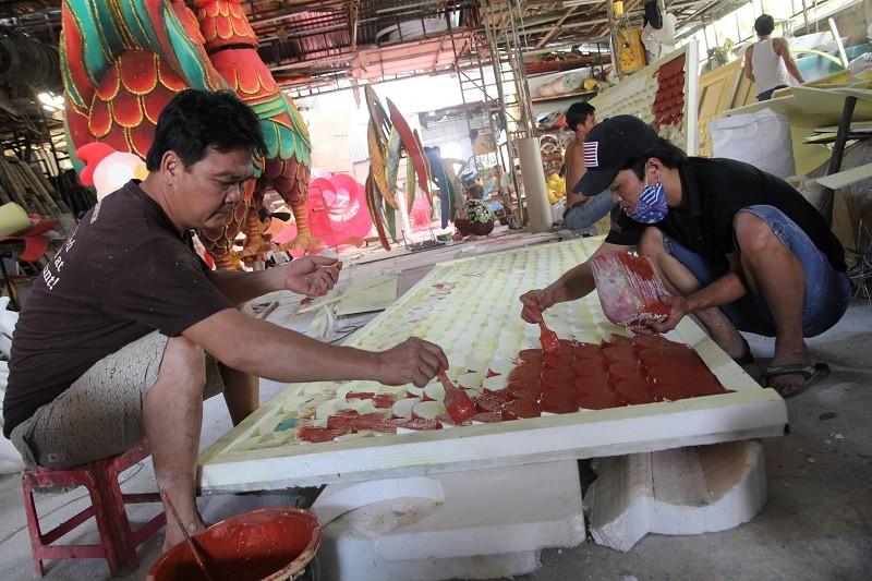 Đại gia đình gà sẵn sàng xuống phố đi bộ Nguyễn Huệ - ảnh 4