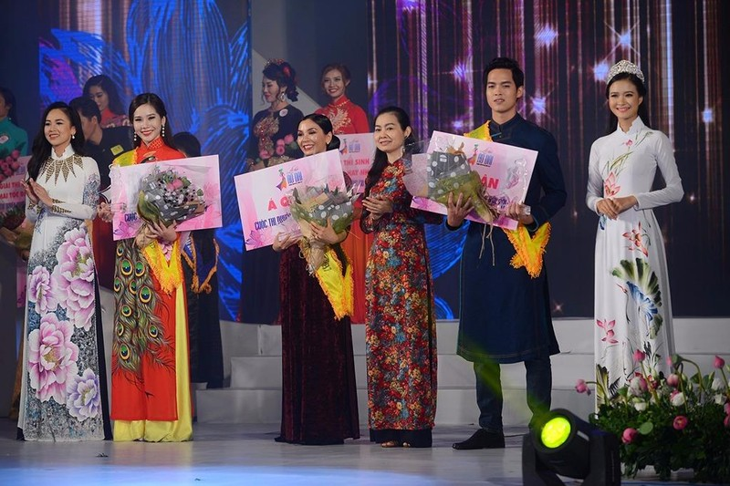 Giải á quân các bảng A1, A2, A3 lần lượt thuộc về thí sinh Nguyễn Thị Diệu, Biện Trần Khánh Chi, Nguyễn Thanh Tiến