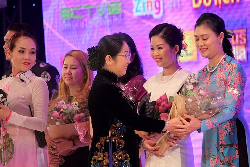 Bế mạc Lễ hội áo dài TP.HCM lần 4 năm 2017 - ảnh 1