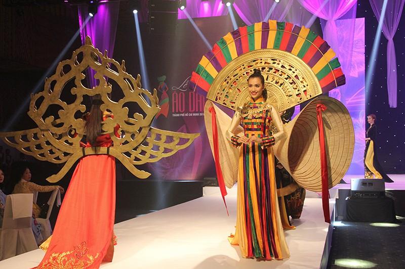 Bế mạc Lễ hội áo dài TP.HCM lần 4 năm 2017 - ảnh 4