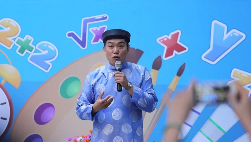 Trường THPT Nguyễn Du lập CLB dành riêng cho phụ huynh - ảnh 3
