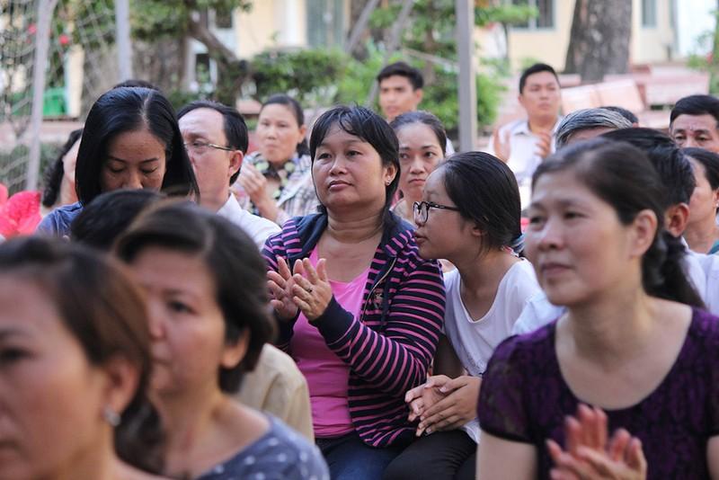 Trường THPT Nguyễn Du lập CLB dành riêng cho phụ huynh - ảnh 4