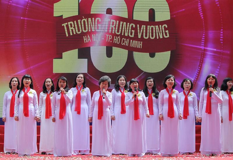 100 năm Trường THPT Trưng Vương  - ảnh 10