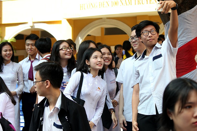100 năm Trường THPT Trưng Vương  - ảnh 15