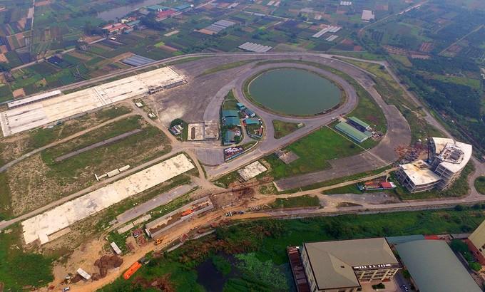 Toàn cảnh tuyến metro 36.000 tỉ đầu tiên ở Hà Nội - ảnh 11