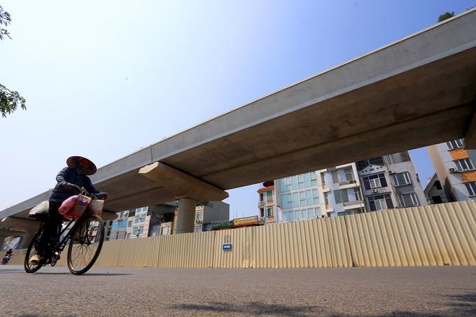 Toàn cảnh tuyến metro 36.000 tỉ đầu tiên ở Hà Nội - ảnh 3