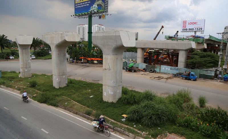 Toàn cảnh tuyến metro số 1 nằm chờ vì chậm vốn - ảnh 15