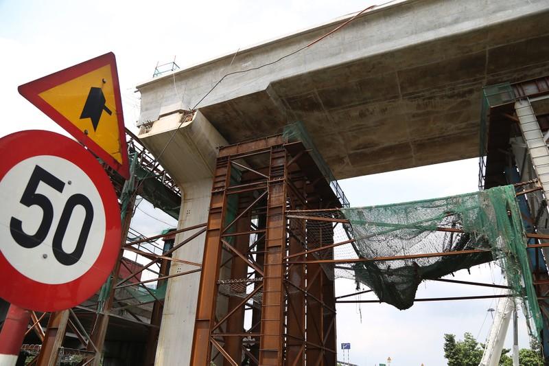 Toàn cảnh tuyến metro số 1 nằm chờ vì chậm vốn - ảnh 6