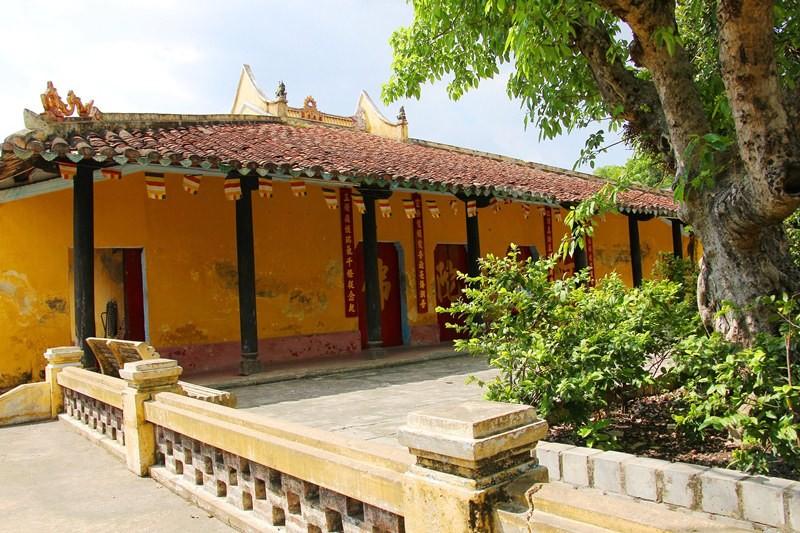 Sắp trùng tu chùa Giác Viên gần 300 tuổi - ảnh 1