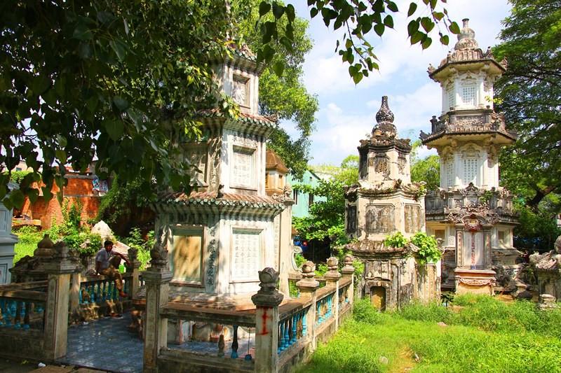Sắp trùng tu chùa Giác Viên gần 300 tuổi - ảnh 13