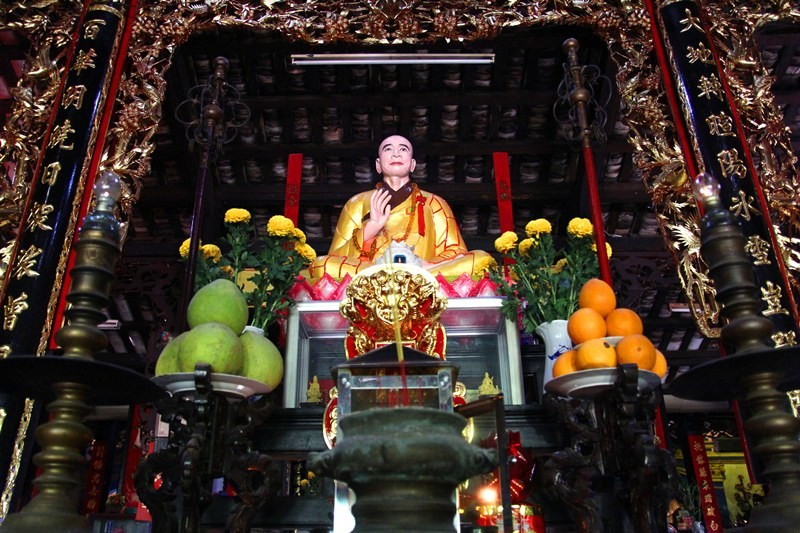 Sắp trùng tu chùa Giác Viên gần 300 tuổi - ảnh 6