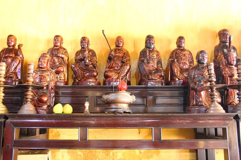 Sắp trùng tu chùa Giác Viên gần 300 tuổi - ảnh 5