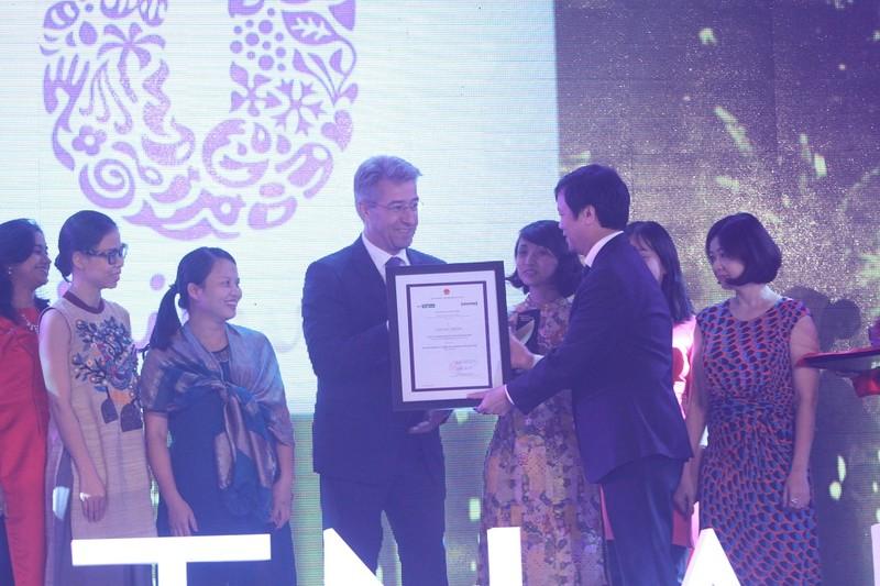 Unilever đạt giải chiến lược nhân sự xuất sắc nhất VN - ảnh 1