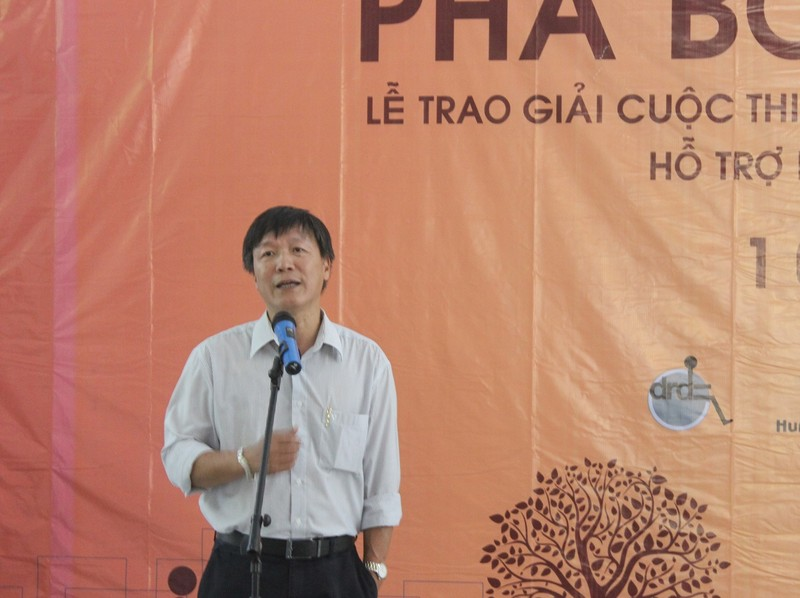 PGS-TS-KTS Lê Thanh Sơn đánh giá cuộc thi rất nhân văn