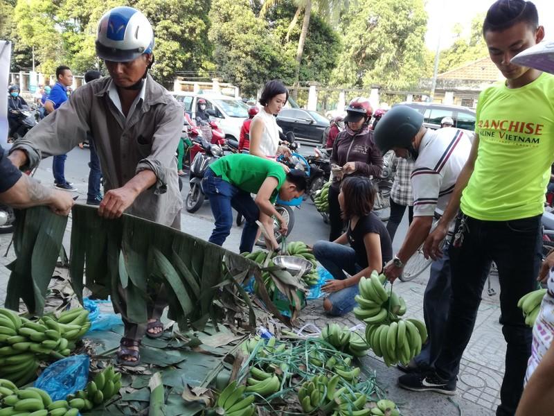 Sau Đồng Nai, người Sài Gòn ra tay cứu chuối Tây Ninh - ảnh 3