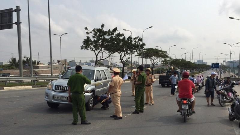 Thông tin mới vụ 30 mô tô cảnh sát truy đuổi 'xe điên' - ảnh 3