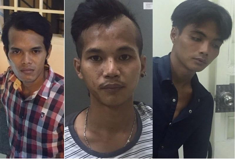 Ba anh em ruột nghiện ma túy nặng lập băng bảo kê, trộm cướp - ảnh 1
