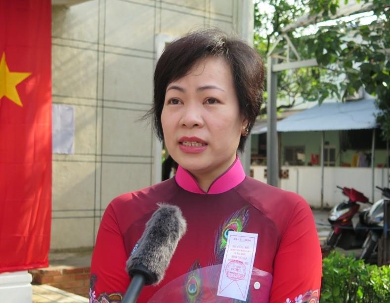 Lần đầu tiên 2.000 can phạm trại Chí Hòa xúc động đi bầu cử - ảnh 1