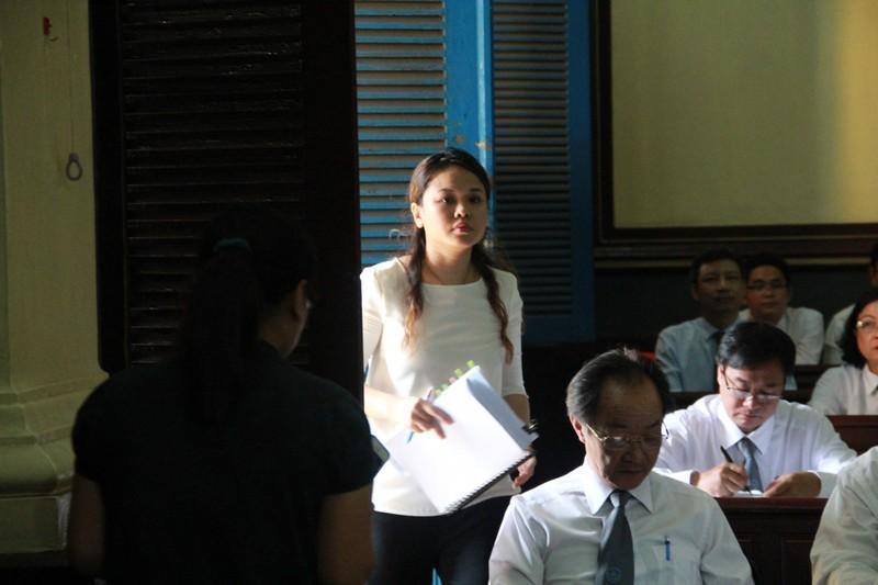 Đại án 9.000 tỉ đồng: Phạm Công Danh xin lỗi Trần Ngọc Bích  - ảnh 1