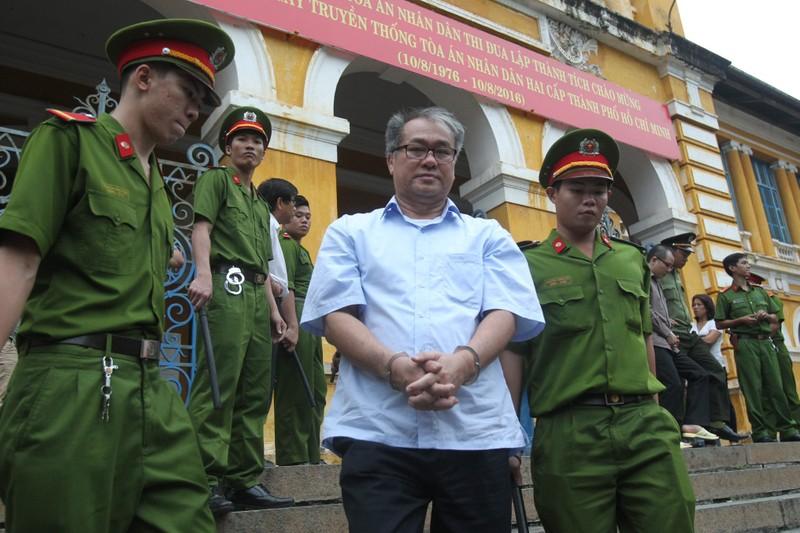 Đại án 9.000 tỉ đồng:  Phạm Công Danh 'đối đầu' luật sư bà Trần Ngọc Bích  - ảnh 1