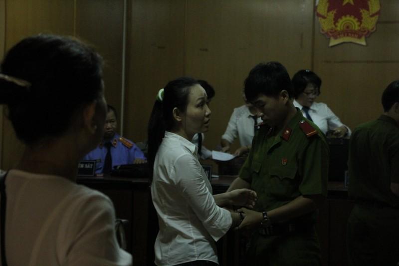 Nguyên phó giám đốc Nguyễn Kim lãnh 8 năm tù  - ảnh 1