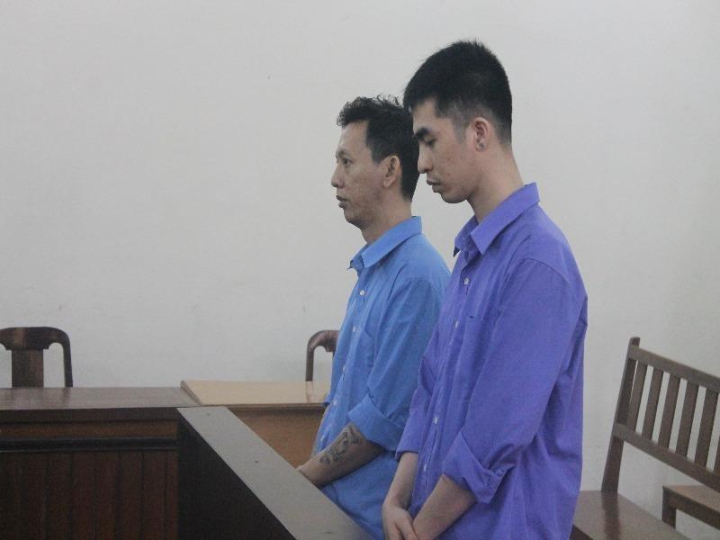 bị cáo nghe tuyên án