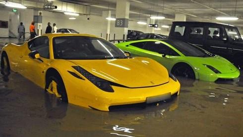 Xe ngập trong nước bị hư có được bồi thường? - ảnh 2