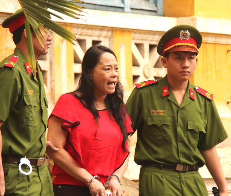 Hoa hậu Quý bà Tuyết Nga: 'Nói tôi lừa, tôi sẽ giết' - ảnh 1