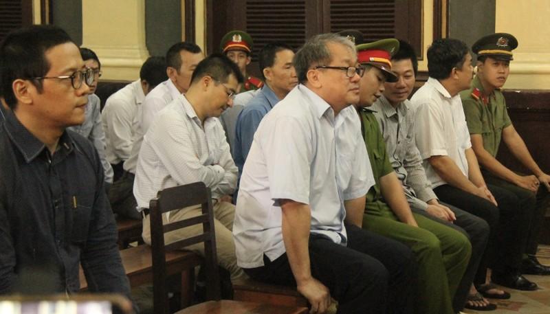 Vụ 9.000 tỉ:  Ông Trần Quý Thanh không đến tòa vì bệnh - ảnh 1