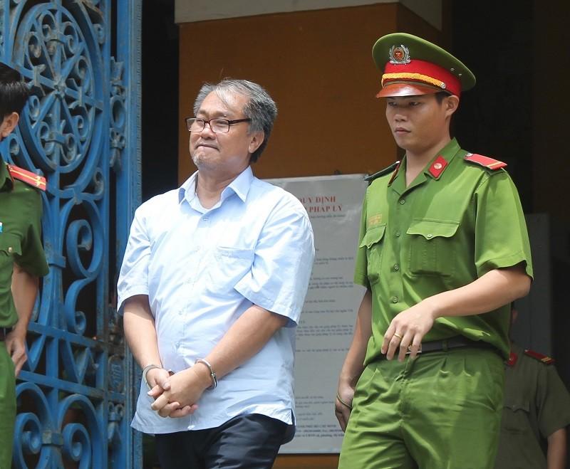 Vụ 9.000 tỉ: Luật sư của ông Trần Quý Thanh tranh luận - ảnh 2