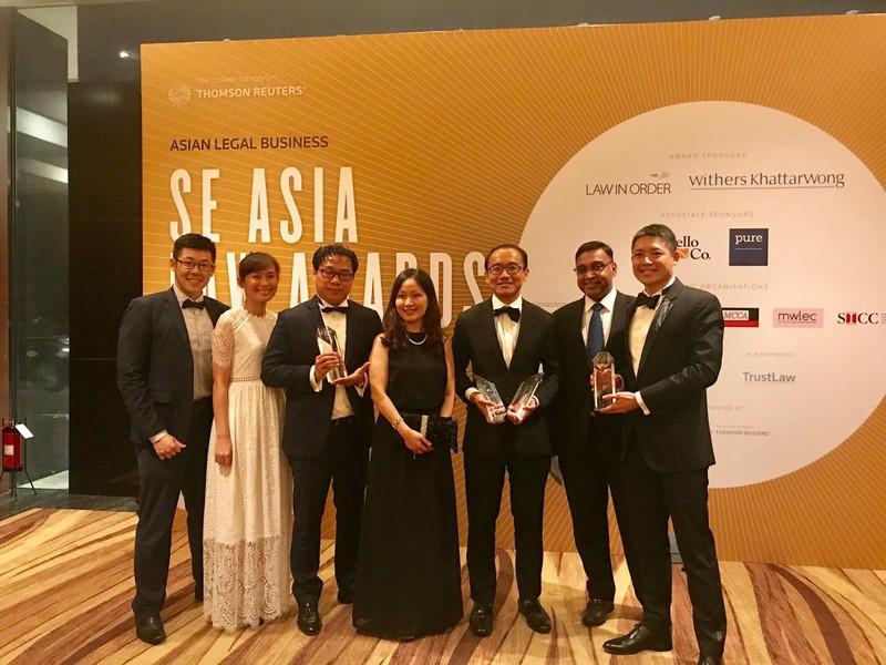 Luật sư Việt Nam đạt giải thưởng uy tín trên trường quốc tế - ảnh 2