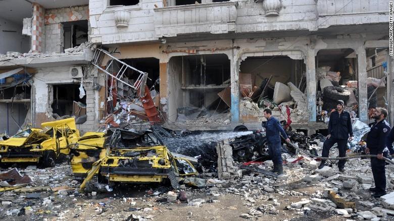 Thêm thỏa thuận ngừng bắn mới cho Syria - ảnh 1