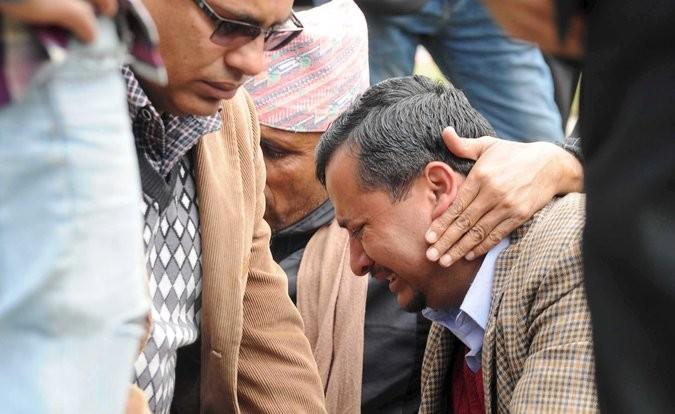 Tìm thấy xác máy bay Nepal mất tích - ảnh 1
