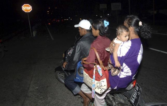 Indonesia: Hàng loạt dư chấn sau trận động đất mạnh 7,8 độ Richter - ảnh 1