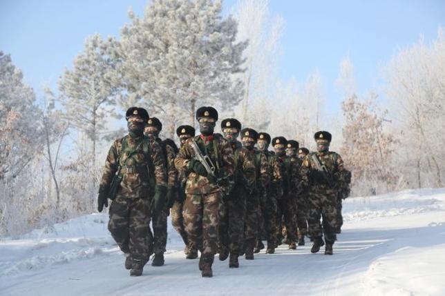 Trung Quốc tăng hơn 7% ngân sách quốc phòng - ảnh 1