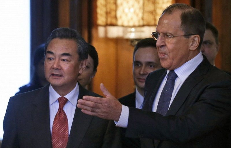 Nga-Trung bàn phi hạt nhân hóa bán đảo Triều Tiên - ảnh 1