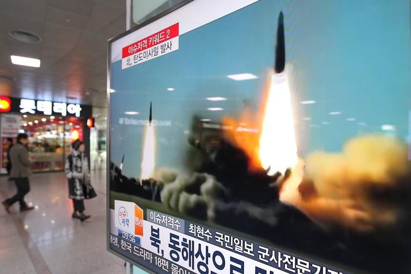 Mỹ nhắm đến công ty Trung Quốc để trừng phạt Triều Tiên - ảnh 1