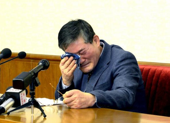 Công dân Mỹ bị Triều Tiên bắt nhận tội làm gián điệp cho Mỹ - ảnh 1