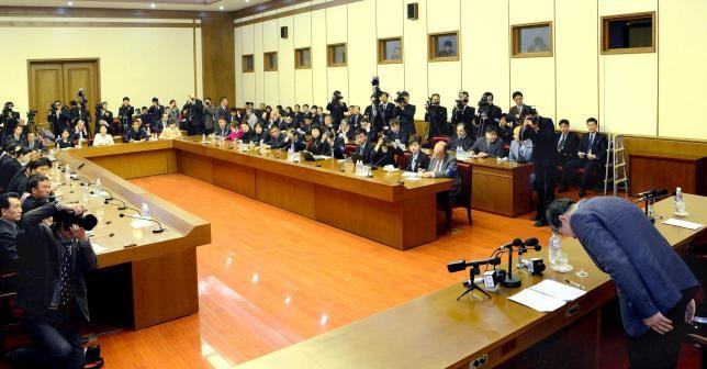 Công dân Mỹ bị Triều Tiên bắt nhận tội làm gián điệp cho Mỹ - ảnh 2