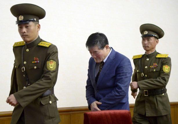 Công dân Mỹ bị Triều Tiên bắt nhận tội làm gián điệp cho Mỹ - ảnh 3
