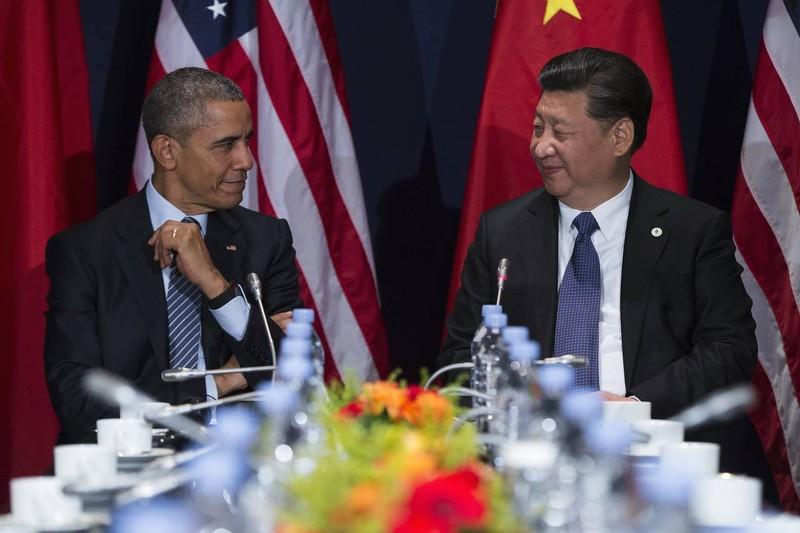 Tổng thống Obama sắp bàn về biển Đông với ông Tập Cận Bình - ảnh 1