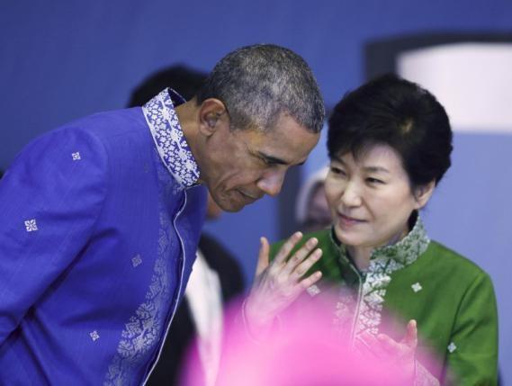 Mỹ, Hàn Quốc, Nhật bàn đối phó Triều Tiên - ảnh 1