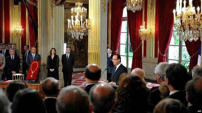Lãnh đạo thế giới tuyên thệ nhậm chức như thế nào? - ảnh 3