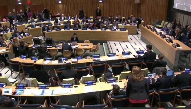 Liên Hiệp Quốc họp chọn tổng thư ký - ảnh 1